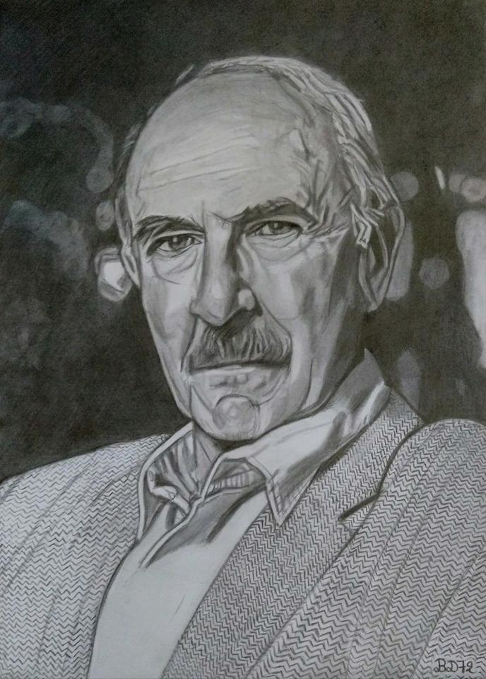 Jean-Pierre Marielle by beasalsa